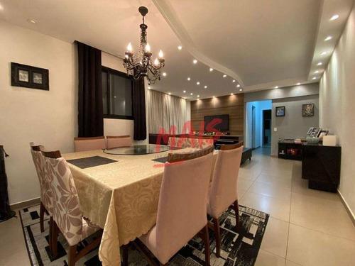 Imagem 1 de 8 de Lindo!!  2 Dormitórios, Suíte, Garagem Demarcada!!! - Ap5990