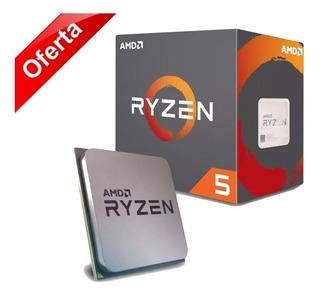 Procesador Ryzen 5 1600 6 Nucleos & 12 Hilos Gaming