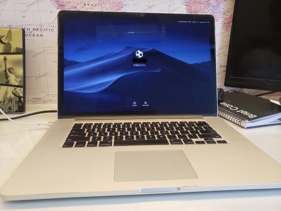 Mac Book Pro 2,4 Ghz Intel Core I7 Retina Display 2013