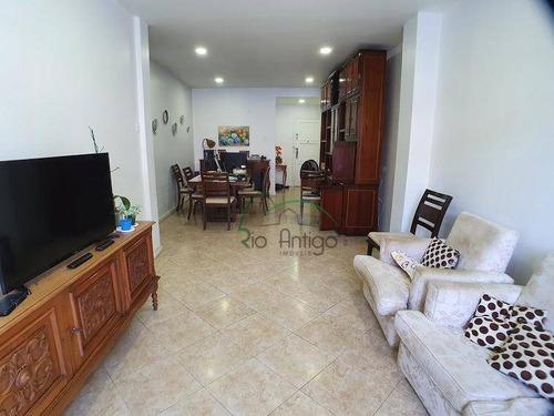 Imagem 1 de 30 de Apartamento - Rua Gago Coutinho - Venda - Laranjeiras - Ap1287