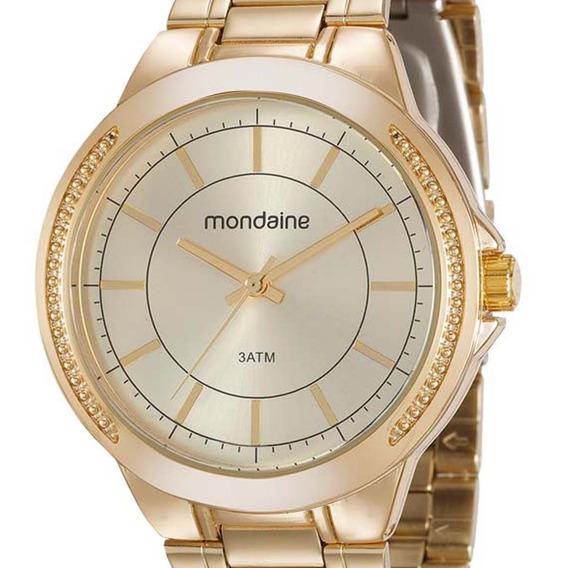 Relógio Mondaine Feminino Original 99239lpmvde1 + Nf-e