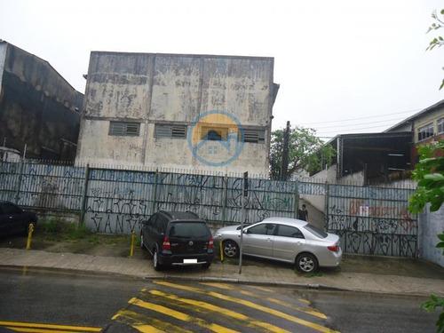 Galpão Para Venda Em São Paulo, Chacara Santa Maria, 6 Banheiros, 36 Vagas - Gl054_2-1011774