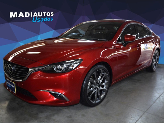 Mazda 6 Grand Touring 2.5 Aut. 2017