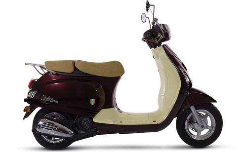 Moto Scooter Alpino 150cc Motomel