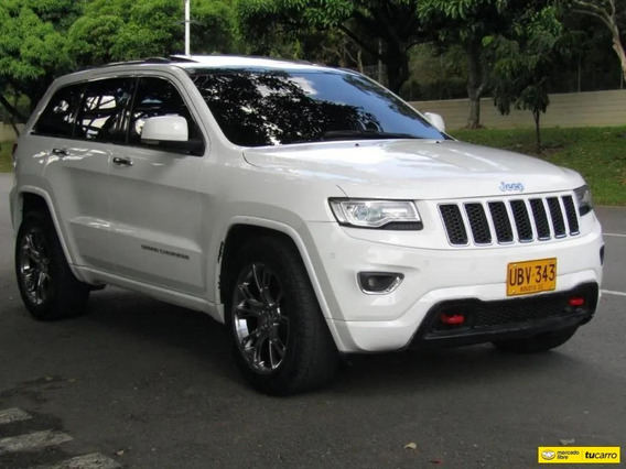 Jeep Grand Cherokee Limited 3600 Cc At 4x4