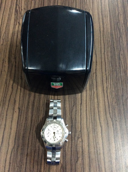 Tag Heuer Automatic 39mm Chrono Impecable