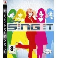 Jogo Americano Lacrado Disney Sing It Para Playstation 3 Ps3
