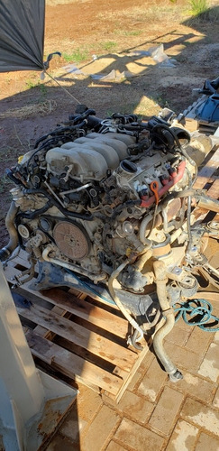 Vendo Motor Completo Volkswagen Touareg 2008 4.2 V8 Fsi 5p