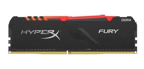 Memória Kingston Fury Hyperx 8gb 2666mhz Ddr4 Hx426c16fb3a/8