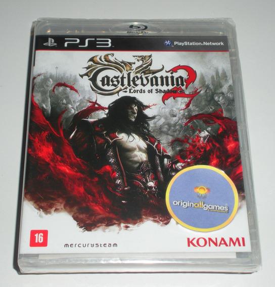 Castlevania Lords Of Shadow 2 ¦ Jogo Pc Original Lac ¦ M Fís