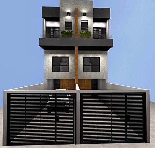 Sobrado Com 2 Dormitórios À Venda, 87 M² Por R$ 250.000,00 - Residencial Santo Antônio - Franco Da Rocha/sp - So2246