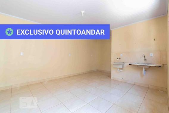 Studio No 1º Andar Com 1 Dormitório - Id: 892948595 - 248595