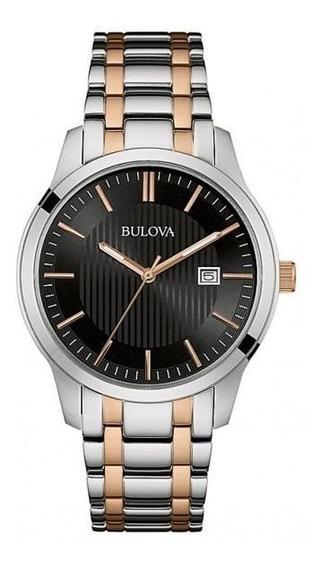 Relógio Bulova Masculino Modelo 98b264 Novo Original In Box