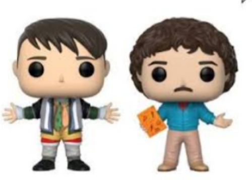 Funko Pop Friends Joey E Ross Lote