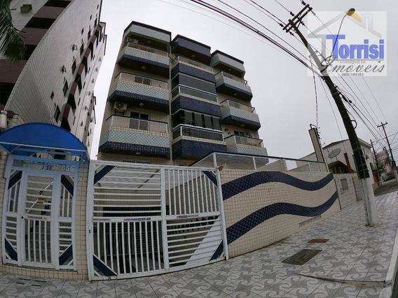 Kitnet Em Praia Grande, 01 Dormitórios, Mirim, Kn0171 - Kn0171