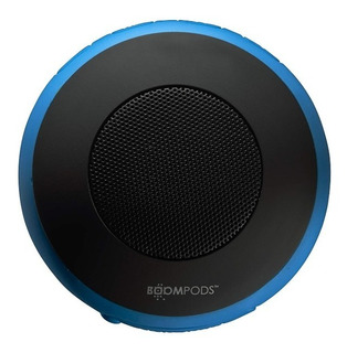 Boompods Aquapod Waterproof Bluetooth Speaker (blue) - Big.