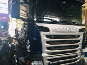 Scania R 440 6x4 2013 Bug Leve Optcruize Mb/volvo/iveco/vw
