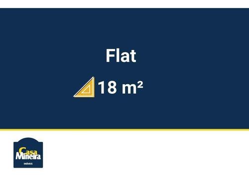 Imagem 1 de 1 de Flat À Venda No Savassi - Código 109011 - 109011