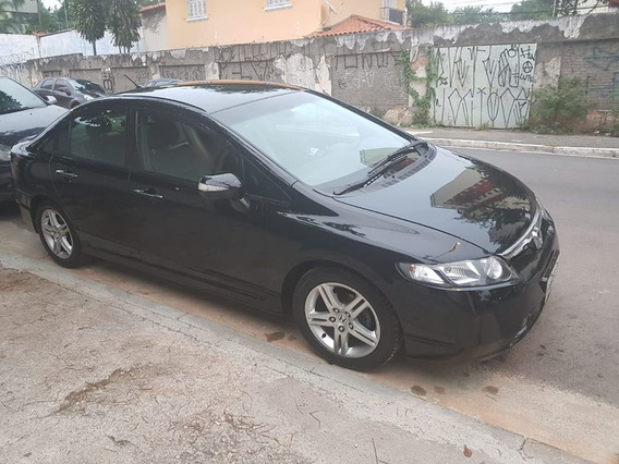 Honda Civic Exs 2007 Gasolina
