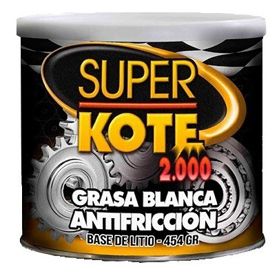 Superkote 2000 Grasa Blanca 454gr