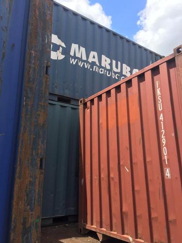 Contenedores Marítimos Containers/ 40'hc Nac.