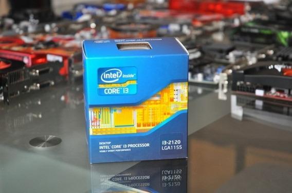 Core I3 2120 Lga1155 3.30ghz Com Cooler Original E Garantia