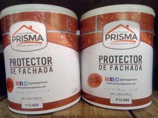 Protector De Fachada Laja Piedra Ladrillos Galón Prisma