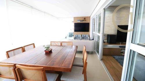 Imagem 1 de 30 de Apartamento Com 3 Dormitórios À Venda, 110 M² Por R$ 1.799.000,00 - Pinheiros - São Paulo/sp - Ap24507