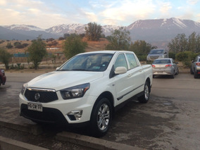 2013 Ssangyong Actyon Sports 2.0d Auto 4wd