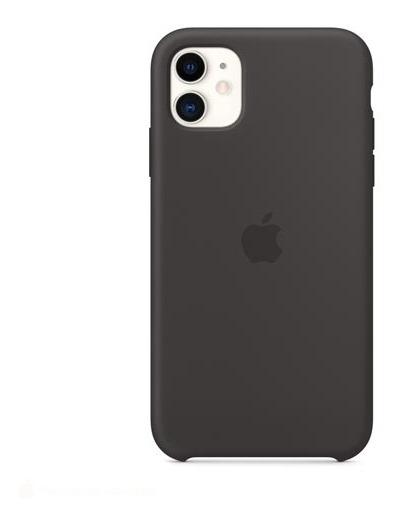 Capa Para iPhone 11 De Silicone Preta - Apple - Mwvu2zm/a