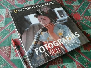 National Geographic Fotografias Ayer Y Hoy.