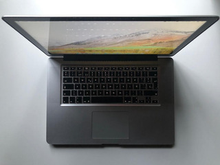 Macbook Pro 15 2.4ghz Core I5 Impecable