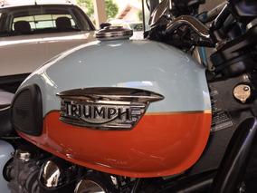 Triumph Bonneville T100 Edição Limitada 2009