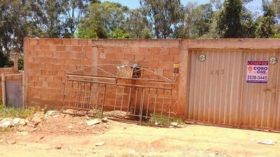 Casa Com 3 Quartos Para Comprar No Santa Cecília Em Esmeraldas/mg - 2331
