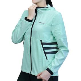 5673e20d2 Casaco Adidas Verde claro no Mercado Livre Brasil