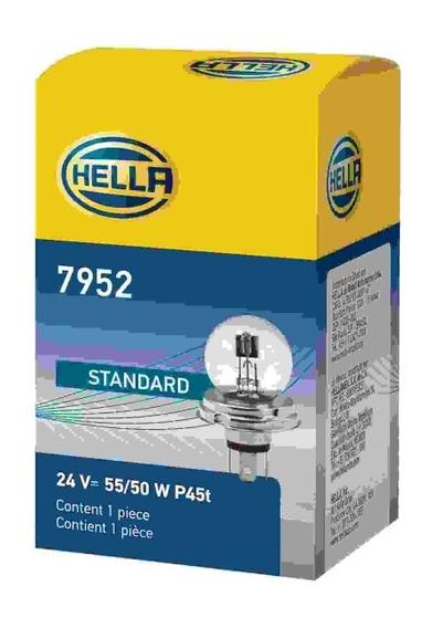Lampada Assimetrica 24v 55 /50w R2 7952