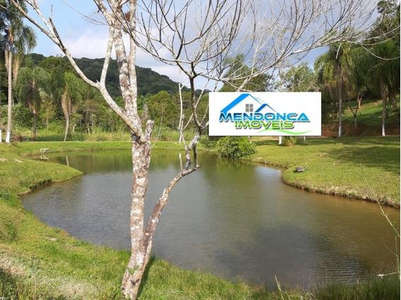 Chácara Com Lago A 3 Km Da Régis - Juquitiba Sp.