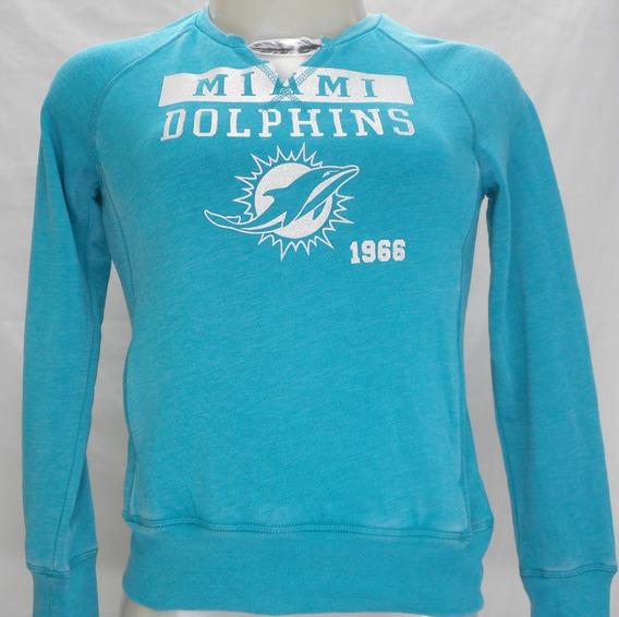 Moletom Miami Dolphins Nfl 1966 - Original - Importado Usa