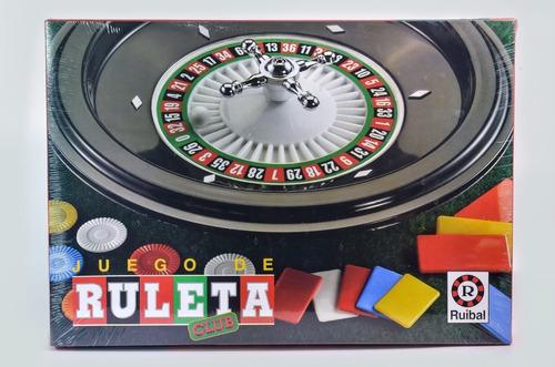 Imagen 1 de 2 de Juego De Ruleta Club Ruibal Bochatoys
