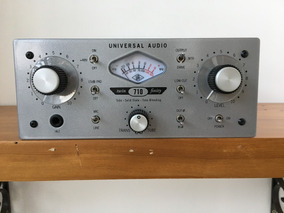 Universal Audio 710 Twin-finity Preamp