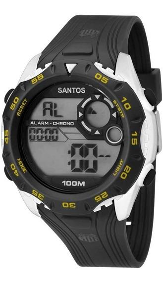 Relógio Technos Masculino Santos Sfc13602/8y Digital