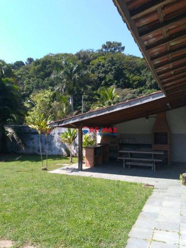 Casa Com 3 Dormitórios À Venda, 300 M² Por R$ 600.000,00 - Balneário Praia Do Pernambuco - Guarujá/sp - Ca0314