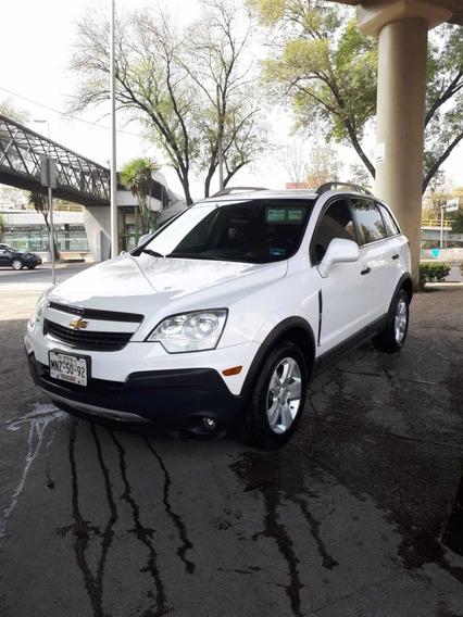 Chevrolet Captiva 2.4 Ls Plus Mt 2013