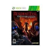 Jogo Ntsc Novo Resident Evil Operation Raccoon City Xbox 360