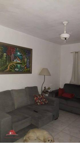 Casa Com 2 Dormitórios, 102 M² - Venda Por R$ 280.000,00 Ou Aluguel Por R$ 1.800,00/mês - Campo Grande - Rio De Janeiro/rj - Ca0229