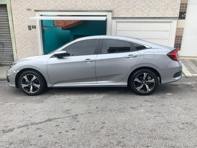 Honda Civic Exl 2019/2019 R$ 99.499,99