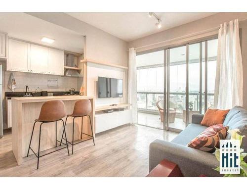 Imagem 1 de 21 de Apartamento À Venda, 76 M² Por R$ 1.200.000,00 - Chácara Santo Antônio - São Paulo/sp - Ap3945