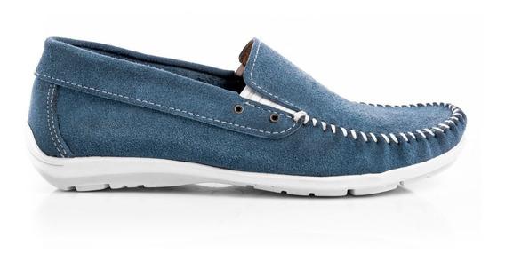 Zapatos Hombres Náutico De Vestir Urbano Zapatillas Cuero