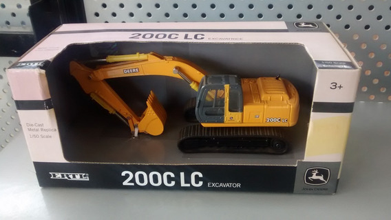 Escavadeira 200c Lc John Deere 1/50 Ertl