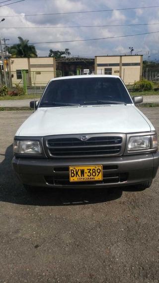 Mazda B 2200 Platon En. Perfecto Estado